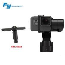 Feiyu Tech FY WG2X 3-осевой переносной Водонепроницаемый с шарнирным замком для экшн-камеры GoPro Hero 7 6 5 4 Session для экшн камеры Yi 4K Экшн-камера PK WG2