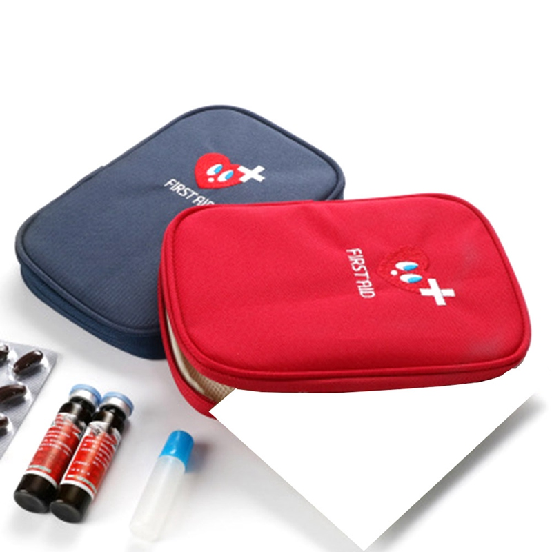 Portable Drug Pill Medicine Storage Bags 2017 Packing Travel Luggage Pouch Organizer Drop Shipping