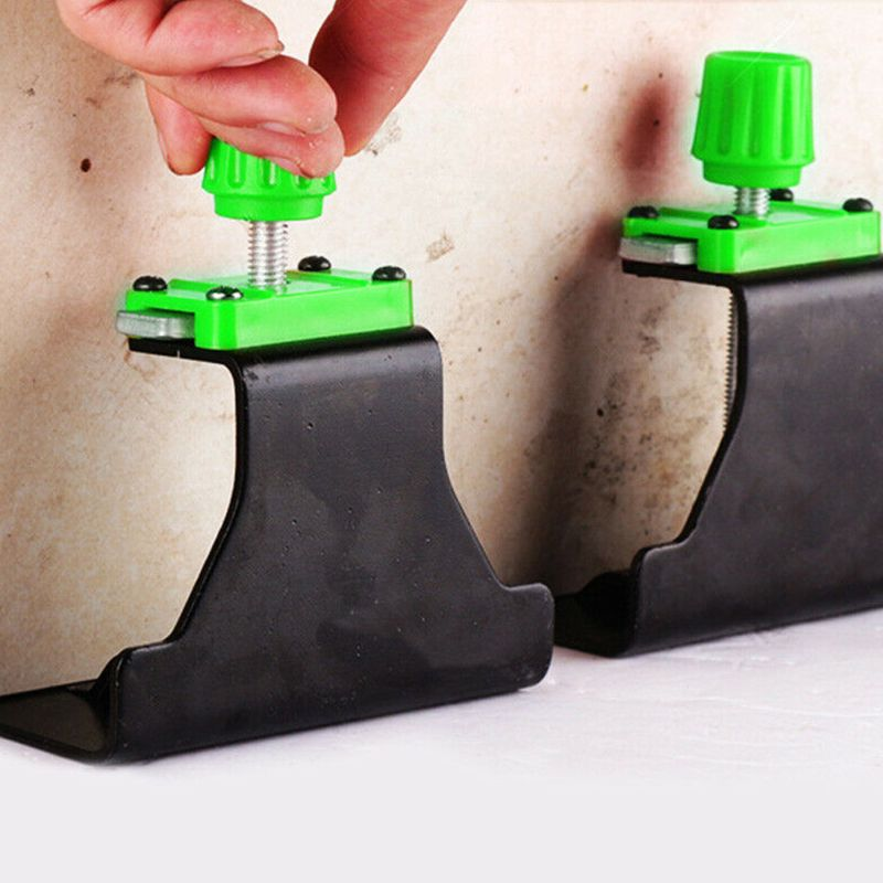 Wall Tile Leveling Locator Adjustable Support Spacer Floor Lifter Height Ceramic Tile Tilling Tools Adjuster Adjustment