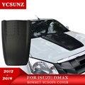 2012-2014 капот совок капот для ISUZU D-MAX 2012-2014 Черный Раптор капот для ISUZU D-MAX 2012 2013 2014 YCSUNZ