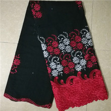Creamy Color Background with Flowers African cotton Swiss voile lace MS0-1,Free Shipping And Wholesale Price Guipure Lace Fabric free shipping 1 524m 6m dark gray rear projection film foil display with best price and one different color a4 size sample