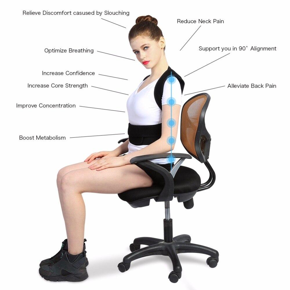 posture brace JMOT40000SS-6