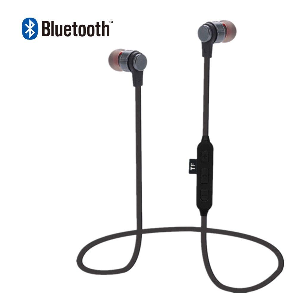 FGHGF GF01 Lecteur MP3 Bluetooth Casque, sans fil Sport Casque Lecteur MP3, stéréo Écouteur TF Carte MP3 Max à 32 GB