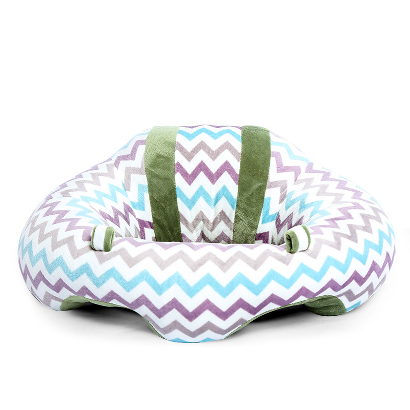 Baby Support Seat Soft Car Pillow Cushion Sofa for 3-26 Months Mutifunctional Baby Pillow Decoration Newborn Infant sofa decorative pillow pastoral style flowers pattern square soft cushion