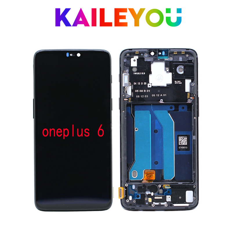 One Oneplus6 With Assembly 3
