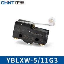 CHNT Stroke Switch Numerical Control Machine Tool Limit Fretting Switch Rolling YBLXW-5/11G3 цена