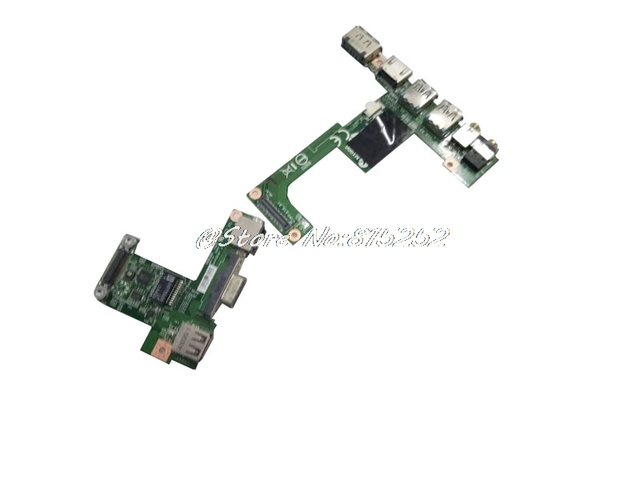 מחשב נייד USB/אודיו לוח עבור MSI GE60 2 pc GE60 2PC MS 16GFB MS 16GF1 GP70 MS 175A1 VER: 1.1 90% חדש בשימוש