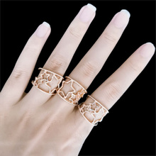 3PCS/LOT 2019 New Fashion Ring  Star Dazzling Open Finger Rings For Women Girls Jewelry Crytal Ring Wedding Engagement Jewelry G джинсы g star g star gs001ewzig51