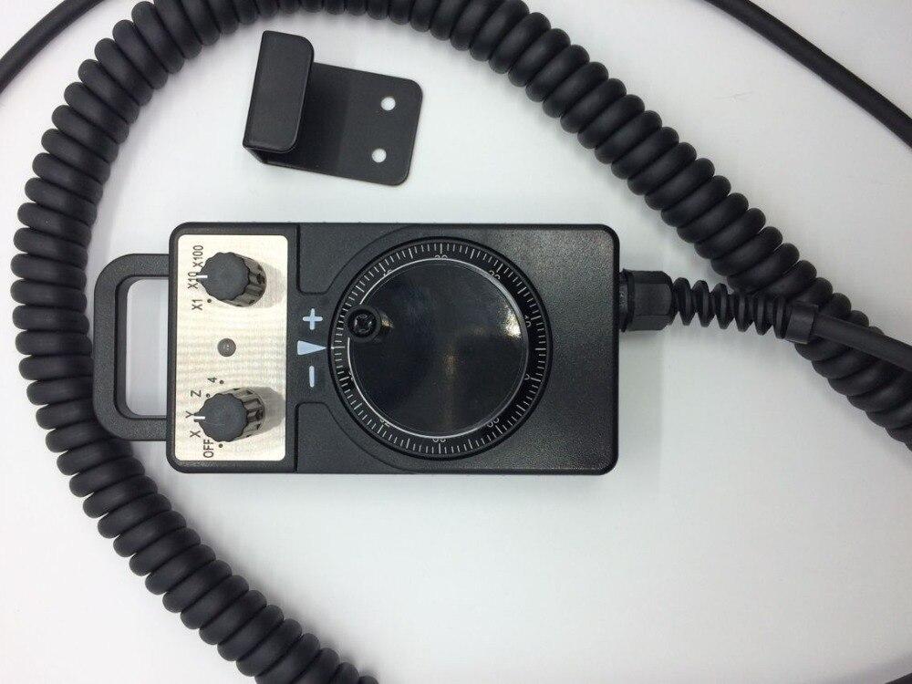 Электронный ручной фрезерный станок с ЧПУ импульсный кодер 5 в 100PPR для станка с ЧПУ ручное колесо оптовая продажа с фабрики