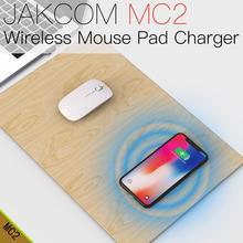 JAKCOM MC2 Mouse Pad Sem Fio Carregador venda Quente em Carregadores como carregador de celular dji tello chargeur pilha