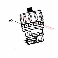 Reducer Box TRANSMISSIE N479951 Vervangen Voor Dewalt DCD716