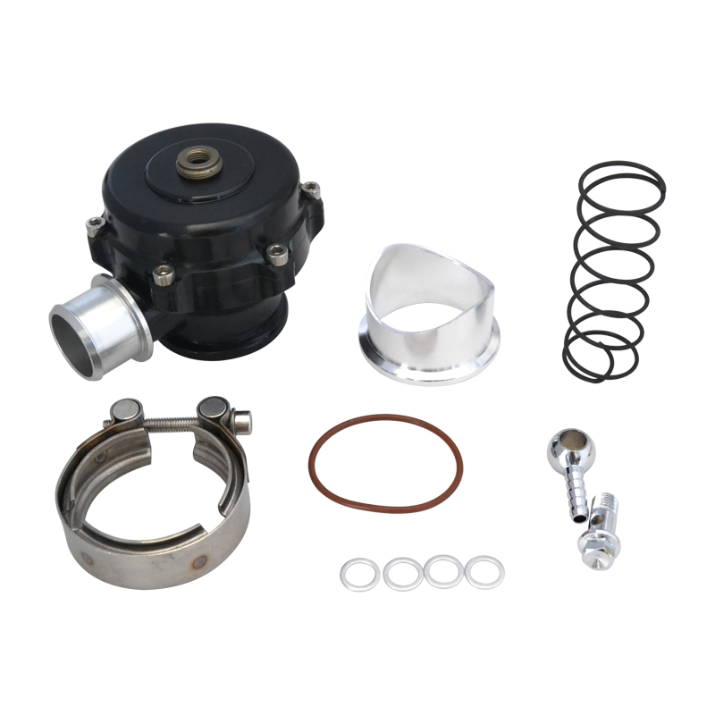50mm Tial Blow Off Valve Universal Turbo BOV New Design SPRING FLANGE With Flange HQ Blow Dump Blow Off Adaptor