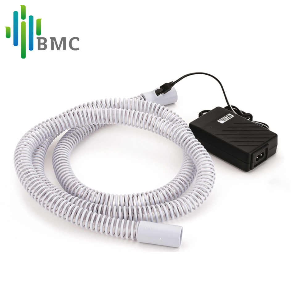 Image 1 - BMC Heated Tubing For CPAP Machine Protect Ventilator From Humidifier Condensation Air Warm Equipment Accessories-in CPAP from Beauty & Health