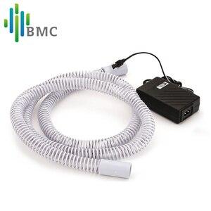 Image 4 - Bmc Verwarmde Tubing Voor Cpap Machine Beschermen Ventilator Van Luchtbevochtiger Condensatie Air Warm Apparatuur Accessoires