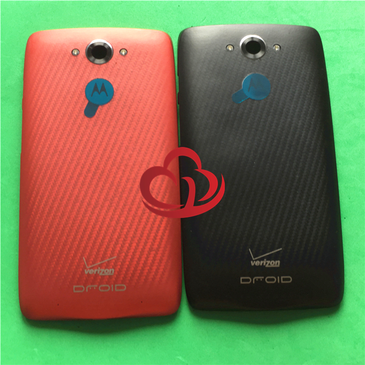 Back Battery Cover Housing For Motorola Droid Turbo XT1254 XT1225 Moto Maxx XT1250 Rear Cover