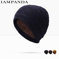 2017 Autumn And Winter New Pattern Korean Fashion Male Set Head Cap Woman Knitting Hat Keep