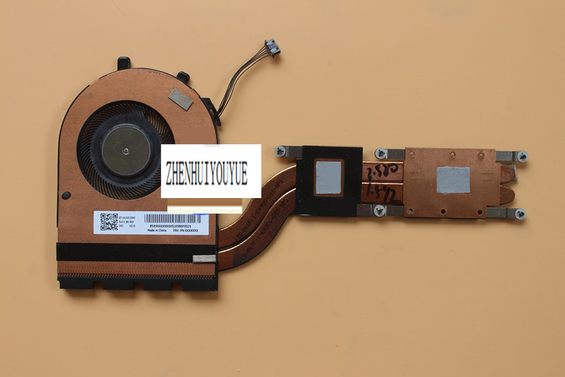 New for Lenovo Thinkpad E490S CPU FAN HEATSINK Independent graphics