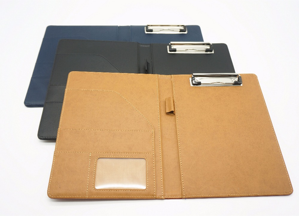 Super Promotion On Now A5 Document Bag File Folder Clip Board Business Office Financial School Supplies