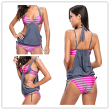 Tankini with Briefs or Shorts Set