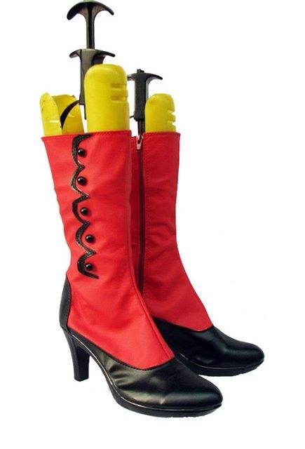 Black Butler Kuroshitsuji Madame Red Cosplay Shoes Boots Custom Made