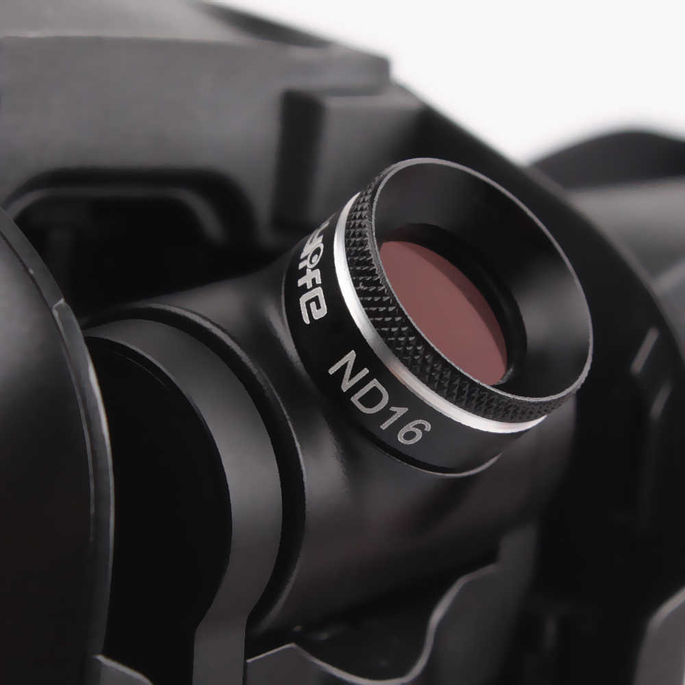 4Pcs Len Neutral Density Protector Filtro UV CPL Estrela ND4 + ND8 + ND16 + Filtro ND32 Zangão Para DJI Mavic Pro Profissional Acessório