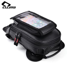CUCYMA Motorcycle Leg Bag Mobile Phone Navigation Multifunction Casual Waist Baggage Thigh Bags
