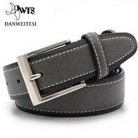 DWTS Designer Belts Men High Quality Belts Cummerbunds Leather Belt Men Male Genuine Leather Strap