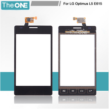 New Cell Phone Top Touch Panel Repairing for LG Optimus L5 E615 Touch Screen Digitizer