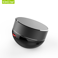 QCY QQ800 Chinese Voice Version Speaker Metal Plastic Mini Portable Sound System MP3 Music Audio Player