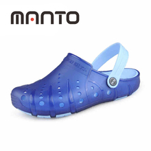 2016 Men Women Beach Slippers,Mules Rubber Clogs For Men Women,Garden Hollow Shoes Men Women Unisex