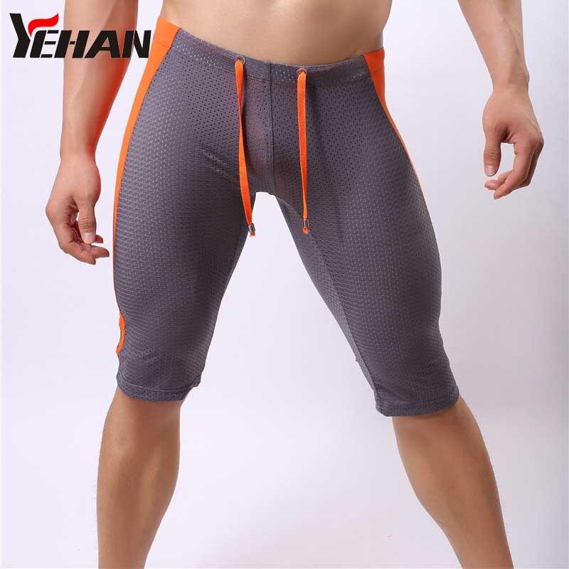 Yoga Shorts Mens Uk: Sports & Outdoor Men's Mesh Shorts Yoga Shorts Quick Dry