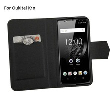 5 Colors Hot! Oukitel K10 Case Phone Leather Cover,Factory Direct Protective Full Stand Leather Phone Shell Cases