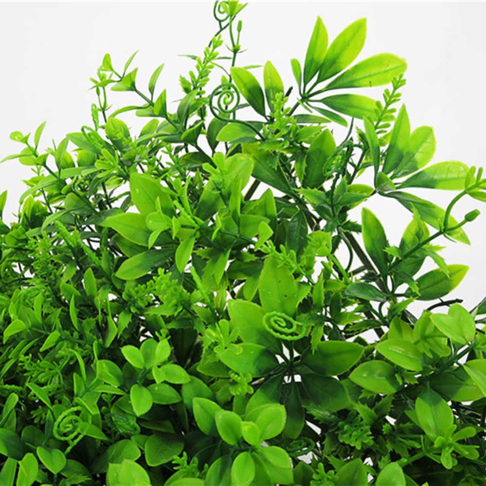 40*60 см Искусственный зеленый газон моделирование завод Свадебная фоновая стена отеля украшения для дома, сада, двора поставки поддельные газон