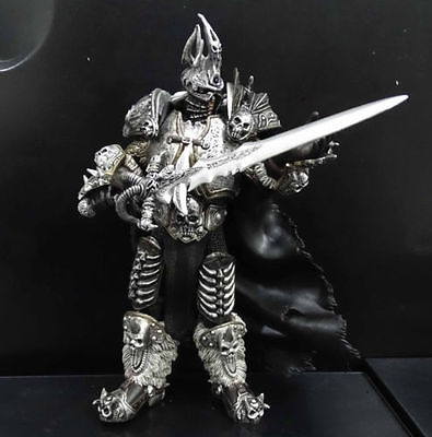 WOW World of Arthas Fall of The Lich King Arthas Menethil figure 7 Toy Collectibles Model Doll 227 state of wow бейсболка wow модель 2587674