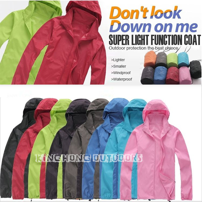 Aliexpress.com : Buy Unisex Outdoor wear Polyester Outdoor jacket ...