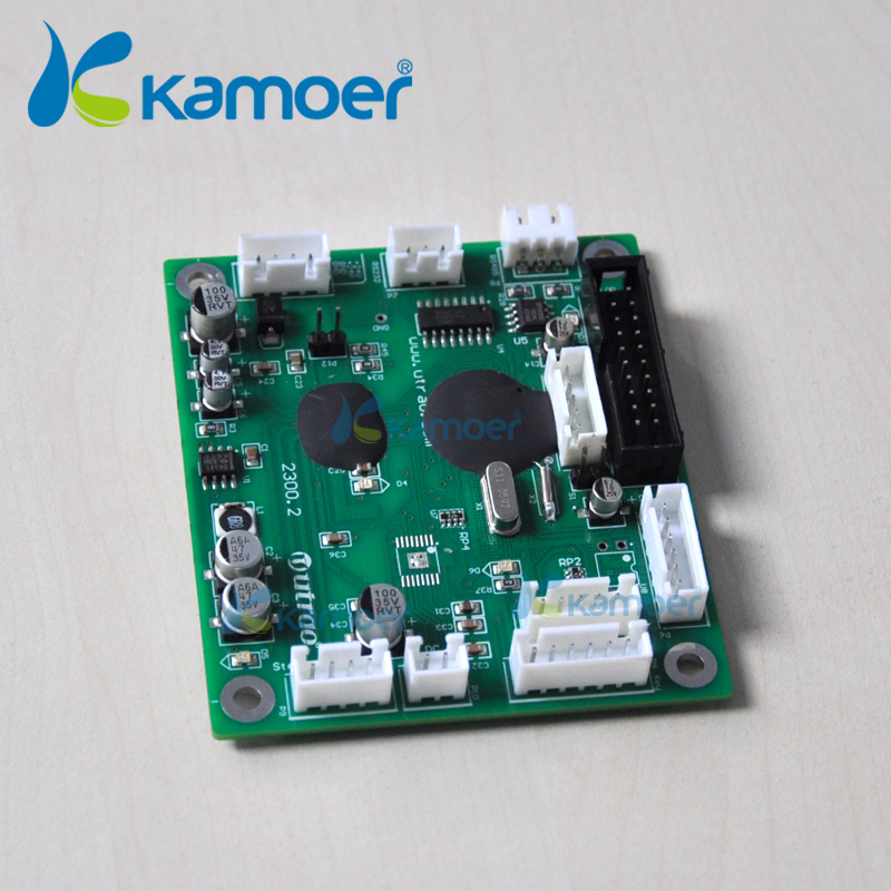 Kamoer Stepper motor peristaltic pump  driver board kamoer kcs mini peristaltic pump stepper motor 24v electric water pump