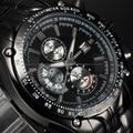 Новый 2016 Curren Роскошные часы Спортивные Часы мужчин мужские Кварцевые Часы Платье наручные Часы Повседневная часы Дата человек, полный стали часы