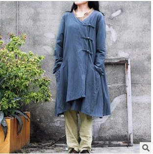 New product release in the summer of 2015 the original design 100 cotton linen loose big