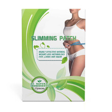 10 pieces/box Herbal Navel Slimming Patch Powerful Fat Burning Slimming  Slimming Products To Lose Weight and Burn Fat