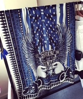 180cm 90cm New Fashion 2016 Cool British Style Eagle Commando Large European And American Style Cotton