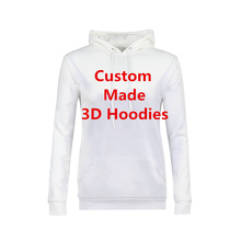 Cute Customized Cotton Women's Hoodie