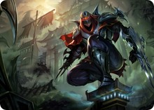 Master of Shadows Zed mouse pad lol pad mouse League laptop mousepad cheapest gaming padmouse gamer of Legends keyboard mats
