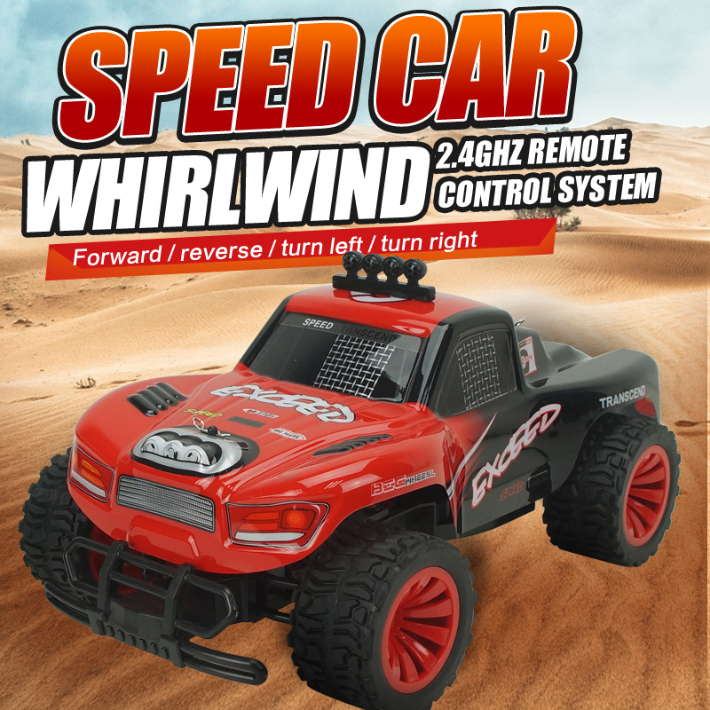 ФОТО subotech bg1504 full scale 2.4ghz 4ch 2wd high-performance suv off-road racing rally car rtr