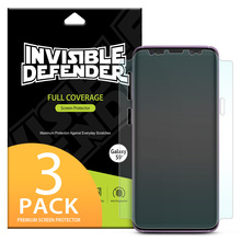 Ringke Invisible Defender Full Coverage Screen Protector for Samsung Galaxy S9Plus
