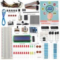 SunFounder Super Starter Kit For Arduino UNO R3 Mega2560 Nano Mega328 DIY Kit For Arduino Control