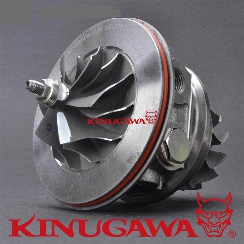 Kinugawa Turbo cartouche CHRA pour huile de TD06SL2-60-1 et eau fraîche