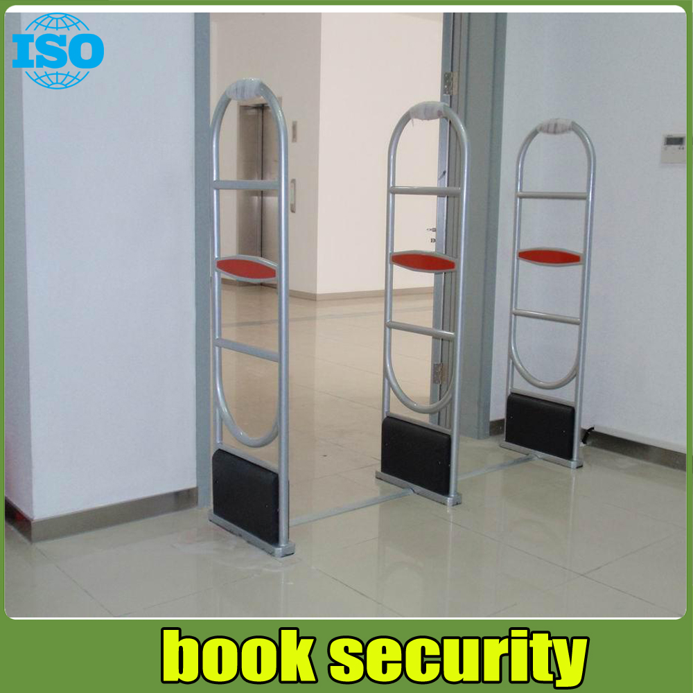 Professional Library Sensor Gate Free Library Security Solution Design