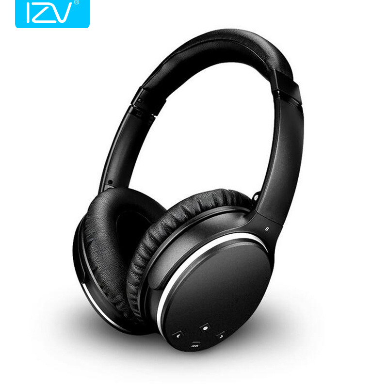 IZV High-End Bluetooth 4.0 CRS8635 Patented Noise Cancelling HiFi headphone Over-Ear wireless headset for Xiaomi Iphone bluetooth earphone headphone for iphone samsung xiaomi fone de ouvido qkz qg8 bluetooth headset sport wireless hifi music stereo