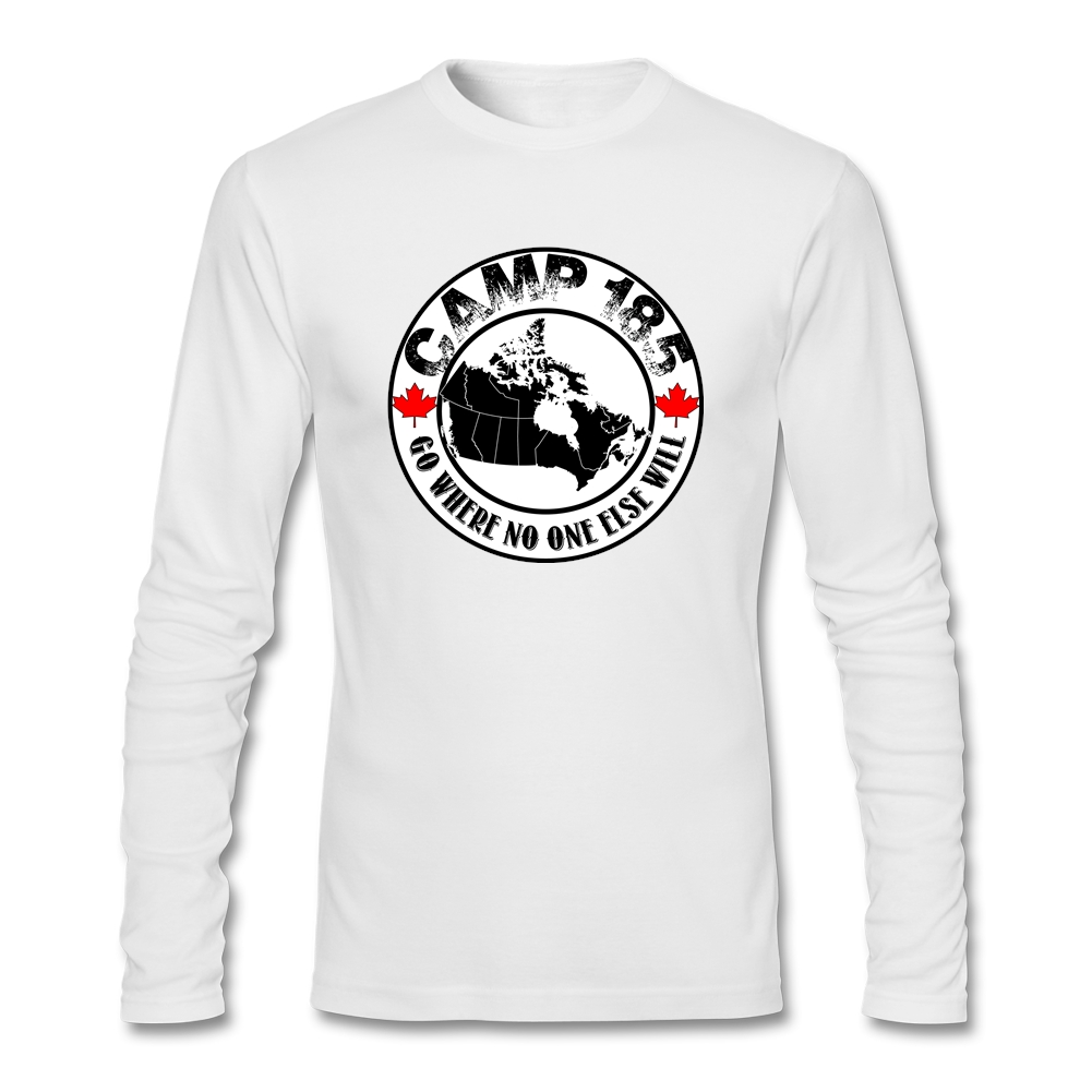 Popular custom camp shirts buy cheap custom camp shirts for Personalized t shirts canada