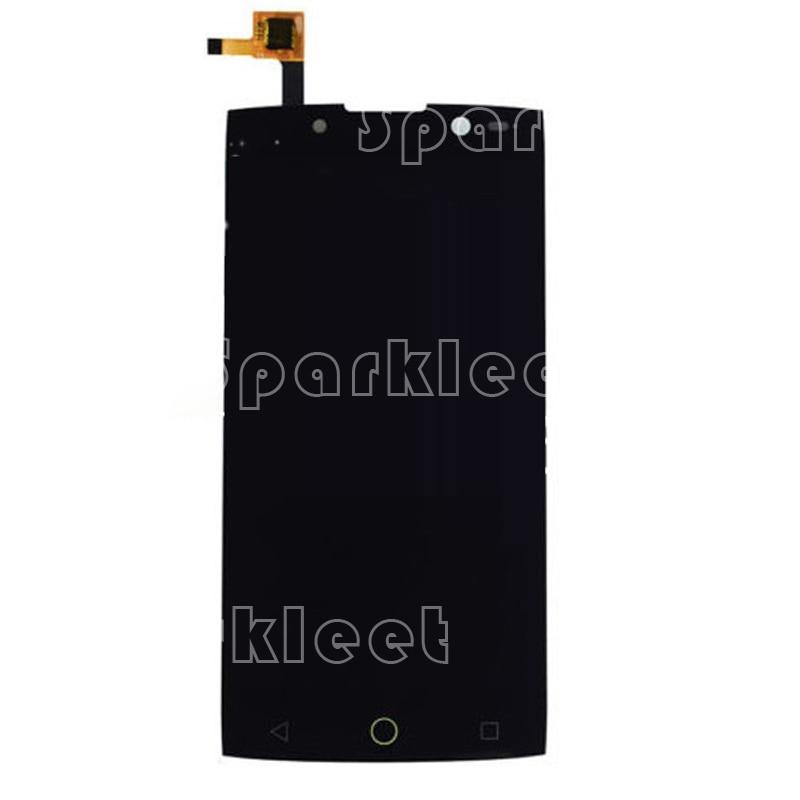 Black 5 0 LCD For Alcatel OneTouch Flash 2 OT 7049 OT 7049D 7049 7049D LCD